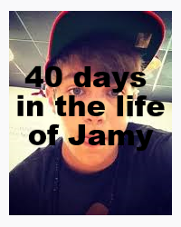 40 Days in the life of Jamy