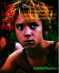 Ten Little Lost Boys