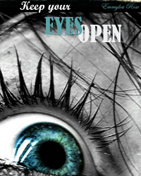 Keep your eyes open | The Hunger Games