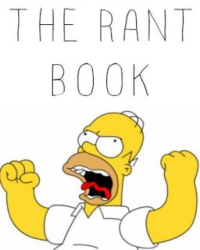 The Rant Book