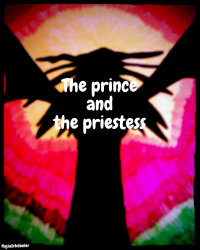 The prince and the priestess