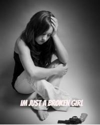 I'm Just A Broken Girl (N.H)