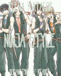 Ninja Style || Human!TMNT x Reader Highschool AU