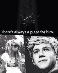 Theres always a place for him || five nights at freddys 3 || Niall Horan