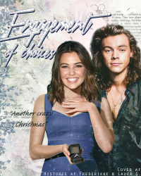 Engagement of Choices ❅ Harry Styles