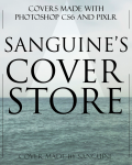 Sanguine's Cover Store - CLOSED -