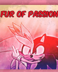 Fur of Passion- Sonic the Hedgehog Gay Yaoi