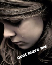don´t leave me