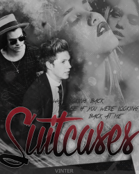 Suitcases :: one direction