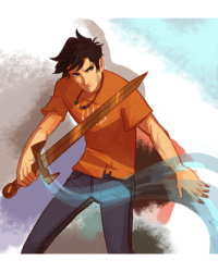 Percy Jackson (adopted) son of Hades - Meeting Nico and