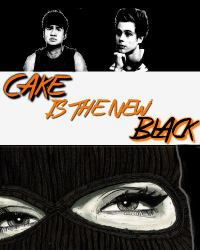 Cake Is the New Black