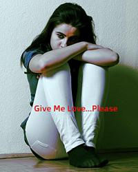 Give me love...Please