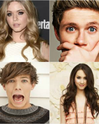 Love Story 1D Fanfic Niall Horan/Louis Tomlinson