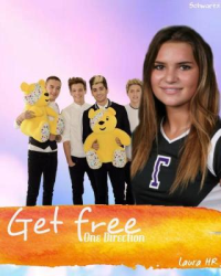 Get free. | One Direction.