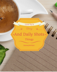 Diary and Daily Shots Thingy