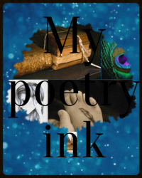 My poetry ink