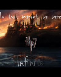 In That Moment, We Were Infinite (Book 5)