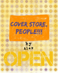COVER STORE,PEOPLE! ★open★