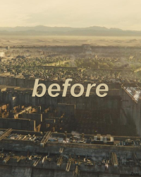 Before | The Maze Runner