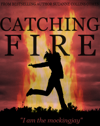 Alternate Cover | Catching Fire | Suzanne Collins