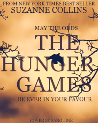 Alternate Cover | The Hunger Games | Suzanne Collins