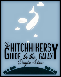 Hitchhiker's Guide to the Galaxy | Cover