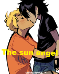 The sun angel - A Solangelo fan fiction