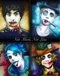 Not more, Not less. 5 Seconds of summer Fan fiction.
