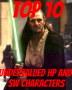 Top 10 Undervalued Characters From Harry Potter And Star Wars