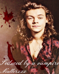 Seduced by a vampire
