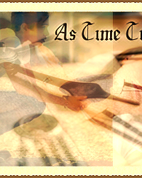 As Time Ticks By