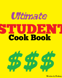 "The ""Ultimate Student Cookbook"""