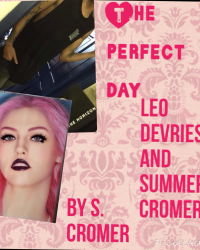 The perfect day: leondre devries and summer cromer