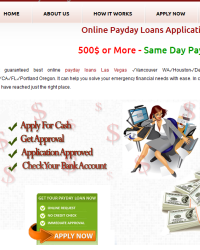 Finance manager - Payday Loans Las Vegas