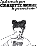 Cigarette smoke 🚬