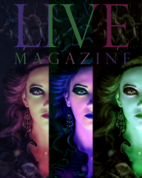 LIVE Magazine - Cover Entry