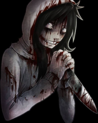 Jeff the Killer:  ~Is This Love~ (Updated YAY!!!)