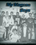 My Magcon Boys (Magcon Fan fiction)