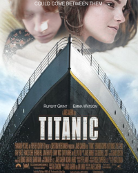 Titanic : Harry potter