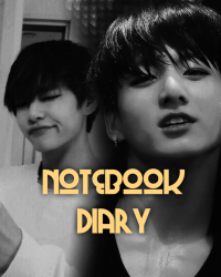 Notebook Diary (Jungkook ft. V)