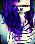 the drummers little sister