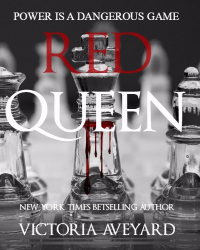 Red Queen Alternate Cover