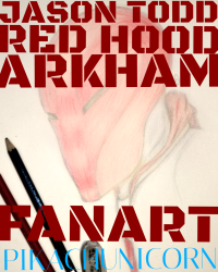Arkham Game Series Red Hood Fanart