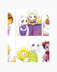 Small Undertale stories