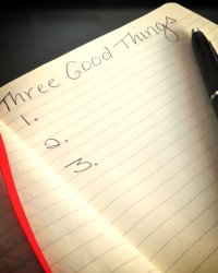 3 Good Things