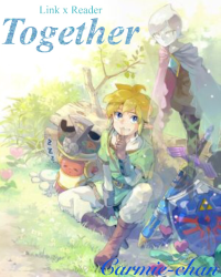 Link x Reader - Together