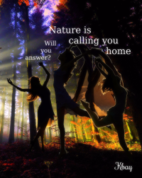 Nature is calling you home