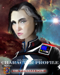 Character Profile: Dr. Pamilia Pow