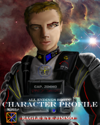 "Character Profile: ""Eagle Eye"" Jimmo Rochelle"