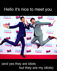 Hello nice to meet you